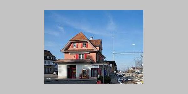Bahnhof Siegershausen