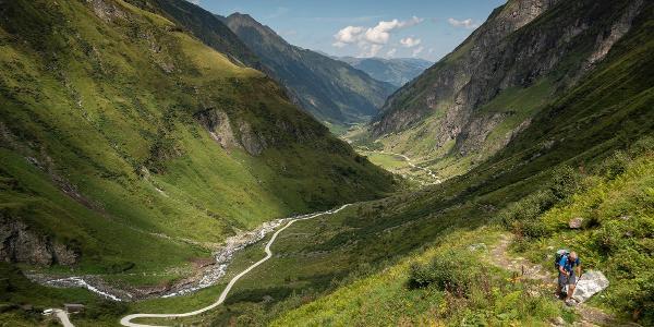 das lange Hollersbachtal