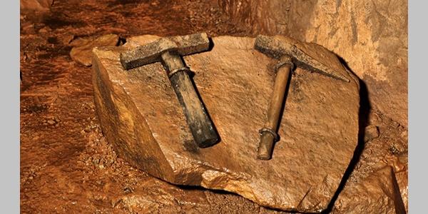 Schmittenstollen - Werkzeuge