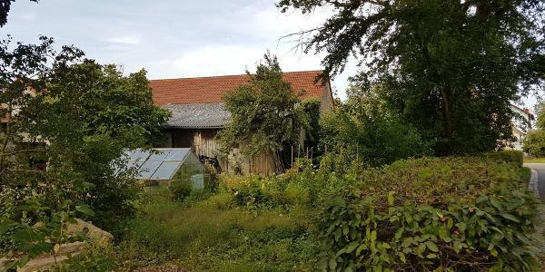 Bauerngarten in Abtsdorf