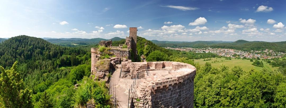 Ruine Alt Dahn