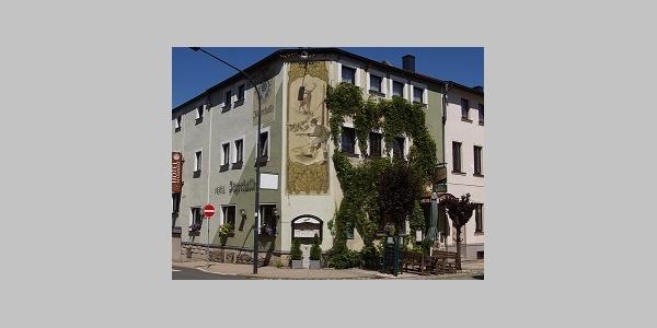 Hotel-Restaurant Jägerhalle Falkenstein