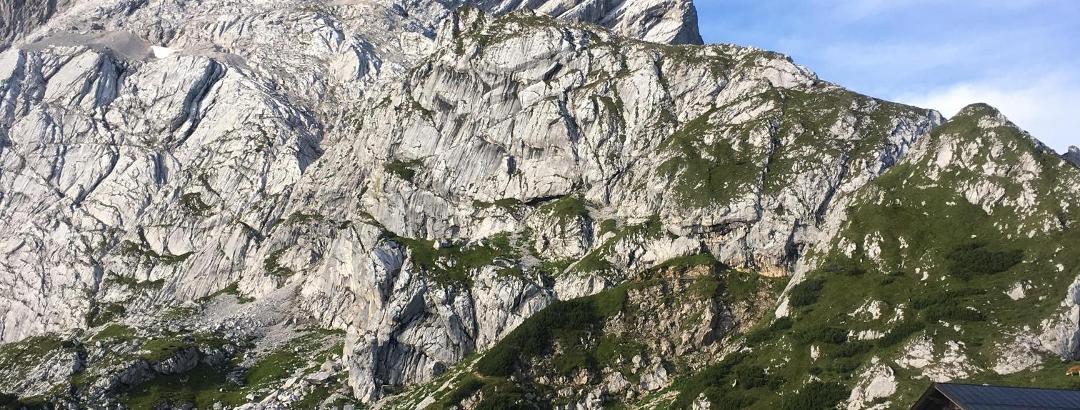 Alpspitze, August 2019