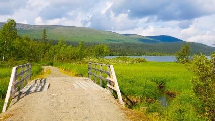 Vuontisjärvi ja Vuontiskero