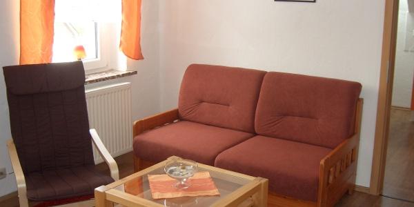 FeWo 1 (Wohnzimmer) Gelenau
