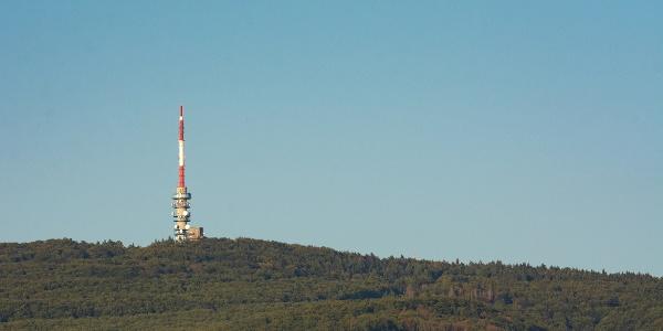 A Kékesi TV torony