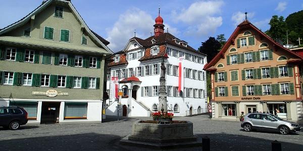 Dorfplatz Sarnen