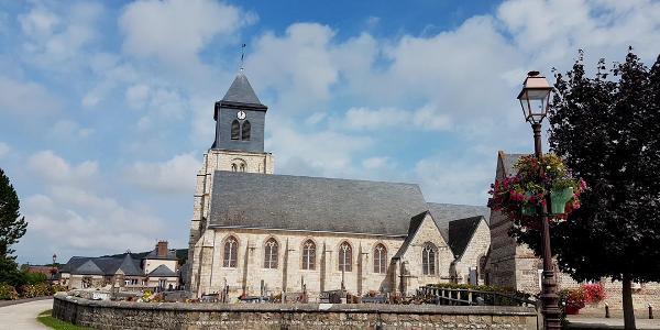 Kirche von Vittefleur
