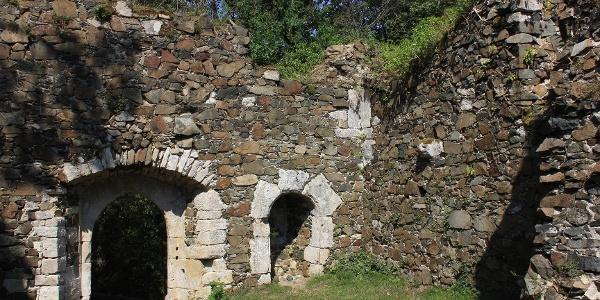 Ruine Marienkapelle