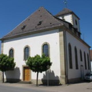 Evangelische Kirche Ehrstädt