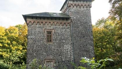 Turm Burg- und Schlossruine Arenberg