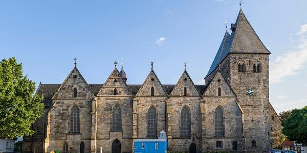 Stift mit Stiftskirche Obernkirchen