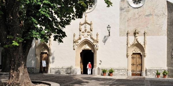 St. Peter's Church in Radovljica