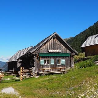 Köckhütte 1525m (Tuchmoaralm)