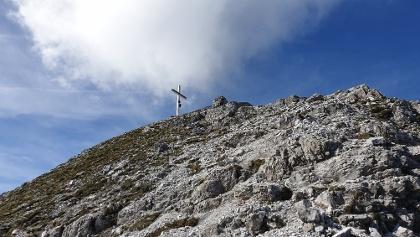 Der Gipfel ist erreicht