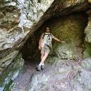 Natürlich besichtigt, die Schinderhanneshöhle.