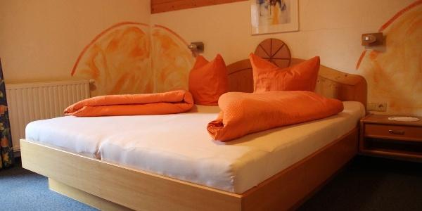 Schlafzimmer Appartment Madrisella