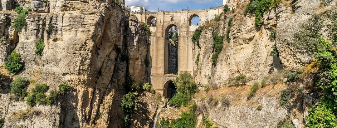 View to Puente Nuevo