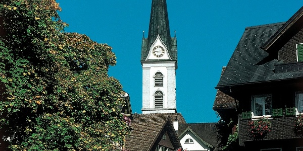 Kirchturm Kerns