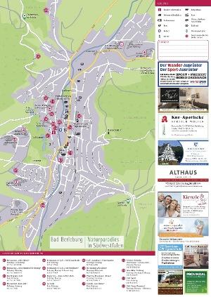 Stadtplan Bad Berleburg