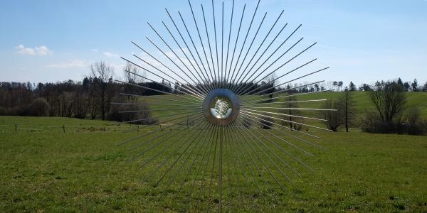 Nordschwabener Skulpturenwegli