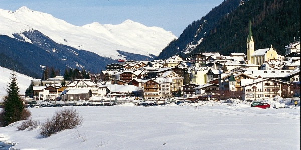 Winterwandern in Ischgl