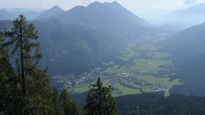 Weißbriach/Gitschtal und Gailtaler Alpen