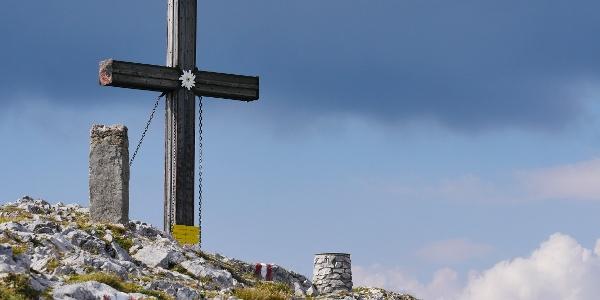 Gipfel der Veitsch