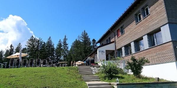 Berggasthaus Etzel-Kulm.