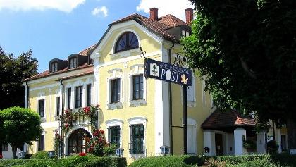 Hotel Restaurant Post in Prienbach