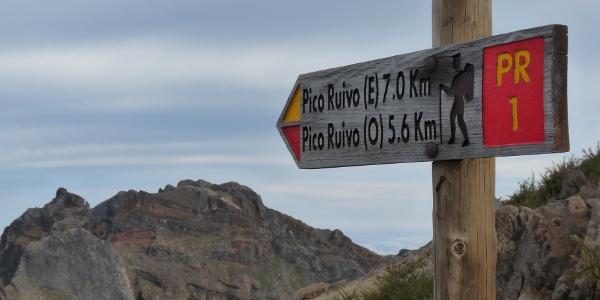 Gipfelfreuden auf Madeira