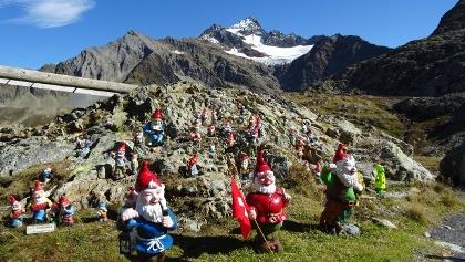 0600 Impressionen beim Berggasthaus Sustenpass Hospiz