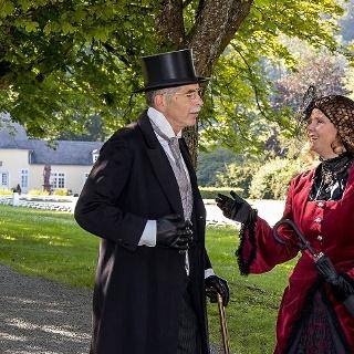 Madame Montagnier Berleburger Zeitensprünge