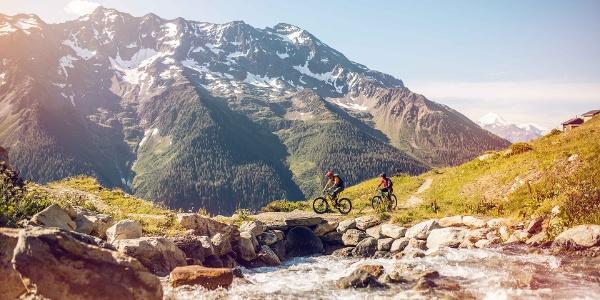 Mountainbike, Lötschental