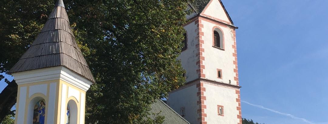 Pfarrkirche Ottmanach