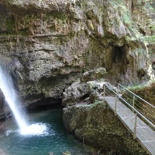 Hinanger Wasserfall