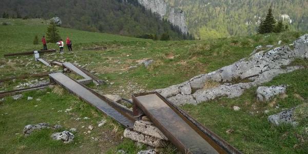 water well at Kralova Studna