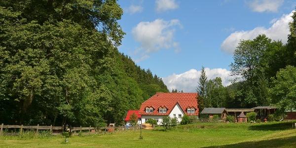 Naturhotel Sommerfrische Lothramühle