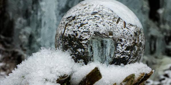 Eiswasserfall Bacher Lay