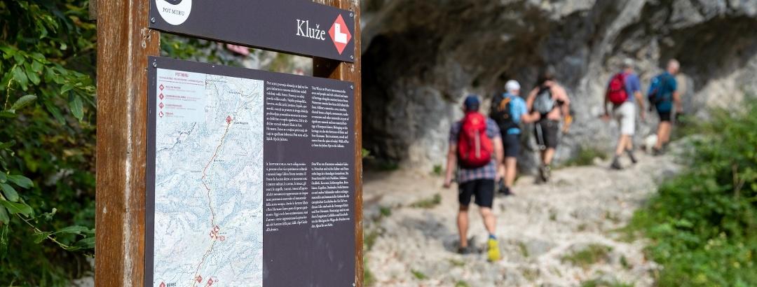 Auf dem Juliana Trail