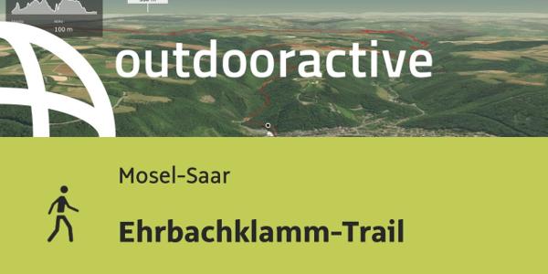 Wanderung in Mosel-Saar: Ehrbachklamm-Trail