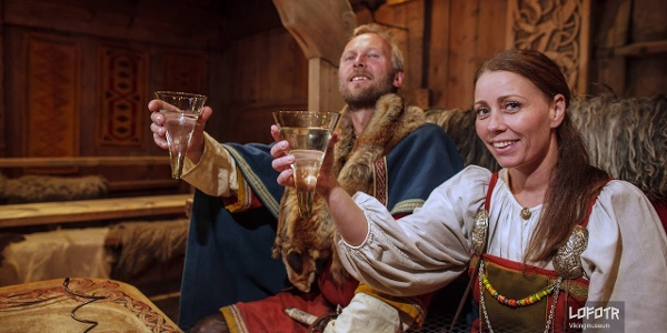 Lofotr Vikingmuseum presentation film