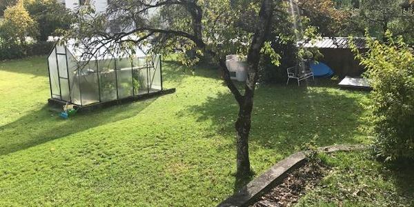 unser schöner Garten im Herbst 1