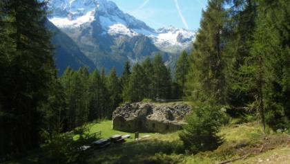 Forte Mero 1838 m