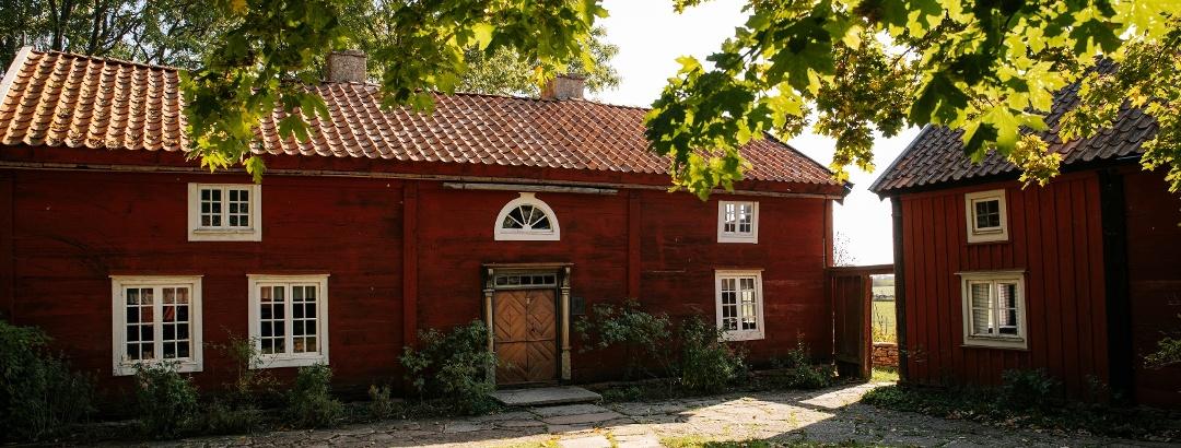 Öland: Museum Himmelsberga