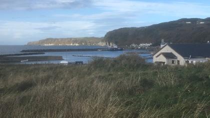Church Bay, Rathlin Island.