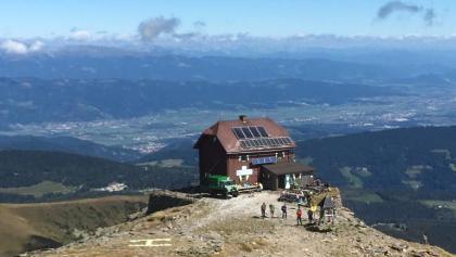 Zirbitzkogel Schutzhütte