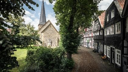 Alter Kirchplatz Gütersloh