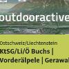 Mountainbike-tour in der Ostschweiz/Liechtenstein: KtSG/Li/Ö Buchs | ...