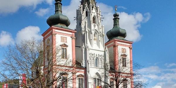 Die Basilika von Mariazell